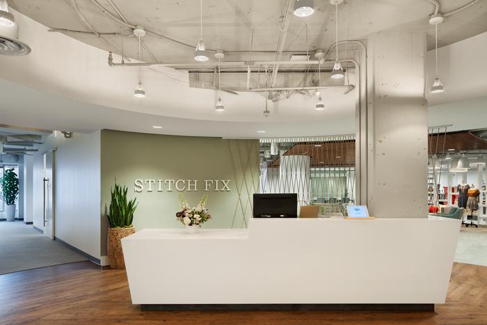 Văn phòng mới khang trang của công ty về may mặc Stitch Fix